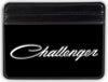 Weekend Wallet - CHALLENGER Emblem Script Black Silver White