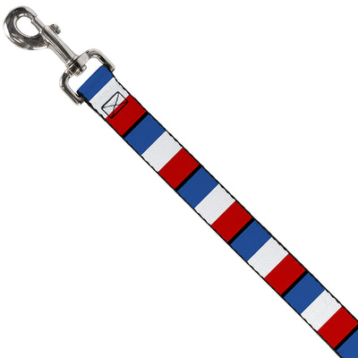Dog Leash - France Flags