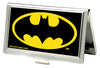 Business Card Holder - SMALL - Batman FCG Black Yellow
