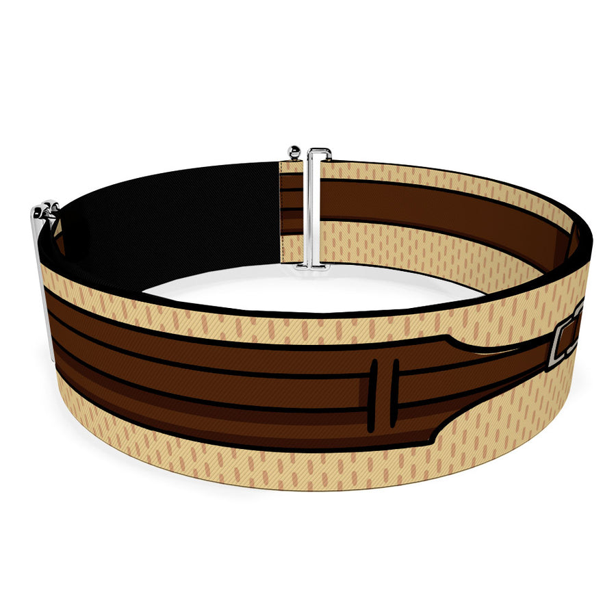 Cinch Waist Belt - Star Wars Rey Utility Belt Tan Browns