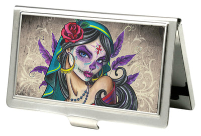 Business Card Holder - SMALL - Muerta FCG