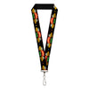 "Lanyard - 1.0"" - Friends CENTRAL PERK Neon Sign"