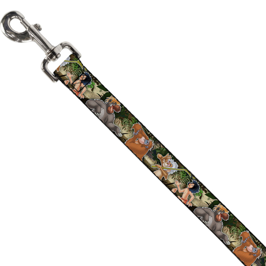 Dog Leash - The Jungle Book I Wanna Be Like You 4-Character Scene