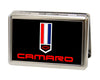 Business Card Holder - LARGE - Camaro Badge FCG Black Red White Blue