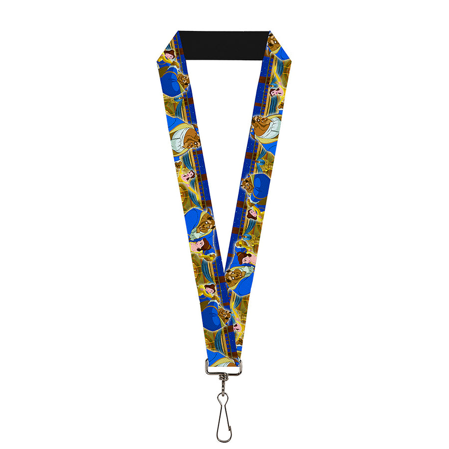"Lanyard - 1.0"" - Beast & Belle Ball Scene Poses"