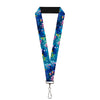 "Lanyard - 1.0"" - Dory 3-Poses Bubbles Under the Sea"