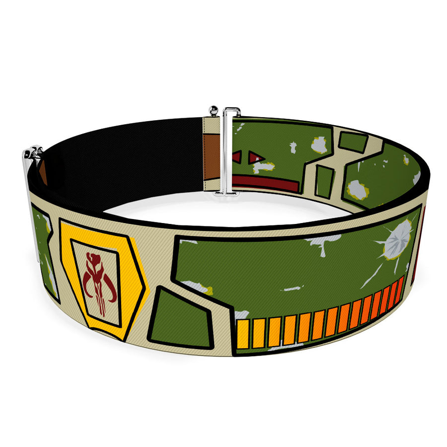 Cinch Waist Belt - Star Wars Boba Fett Utility Belt Bounding