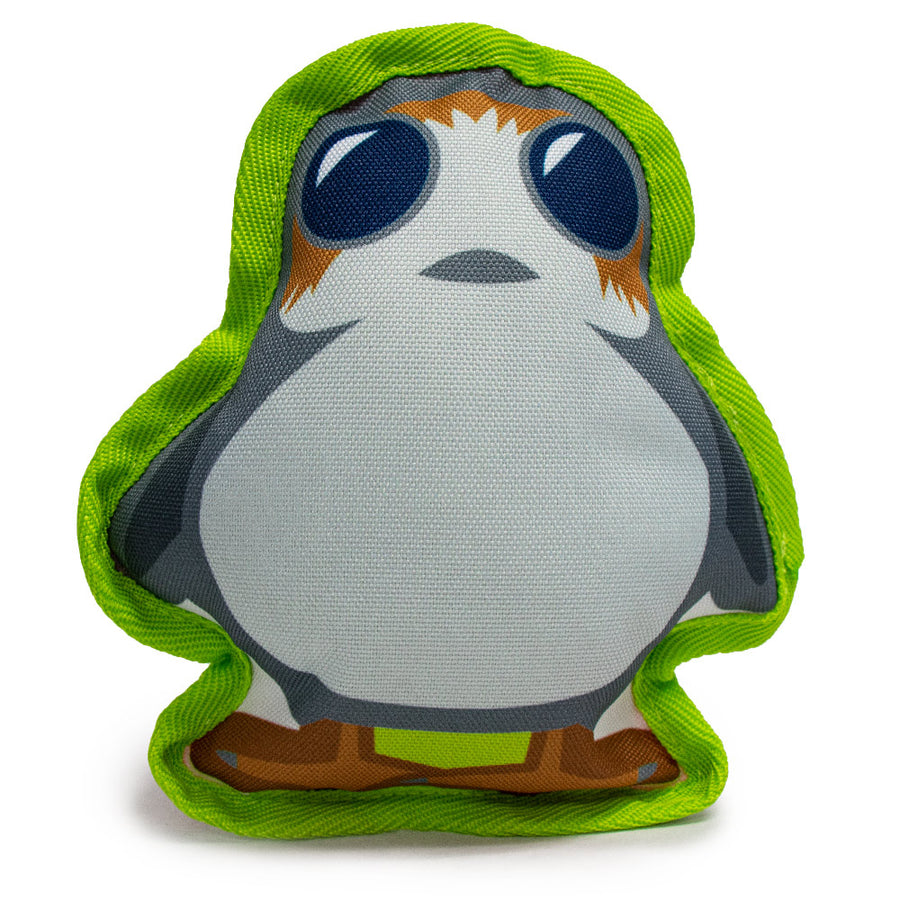Dog Toy Squeaky Plush - Star Wars Porg Full Body