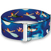 Cinch Waist Belt - Peter Pan Flying Scene