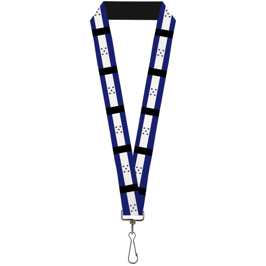 "Lanyard - 1.0"" - Honduras Flags"