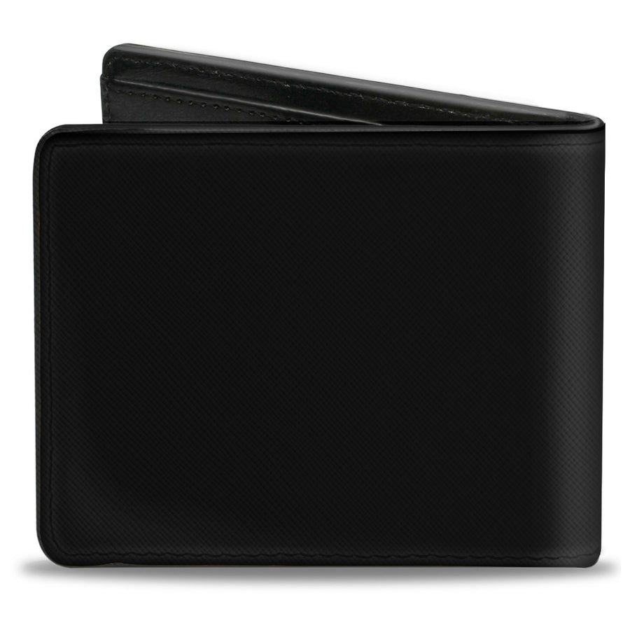 Bi-Fold Wallet - MOPAR Logo Stripe Black Blue