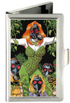 Business Card Holder - SMALL - Detective Comics Issue #752 Cover Gas Masked Poison Ivy FCG