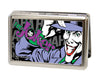 Business Card Holder - LARGE - THE JOKER HAHAHA CLOSE-UP FCG