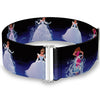 Cinch Waist Belt - Cinderella Transformation Blue Fade