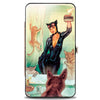Hinged Wallet - Catwoman Issue #34 Selfie Variant + Issue #1 Cover Poses