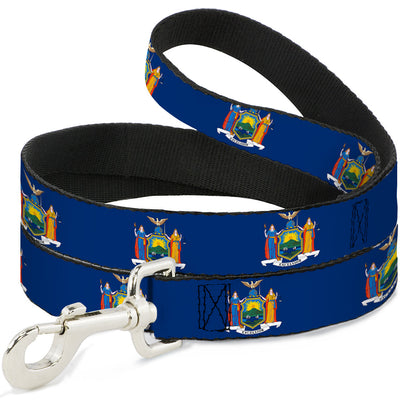 Dog Leash - New York Flag Continuous