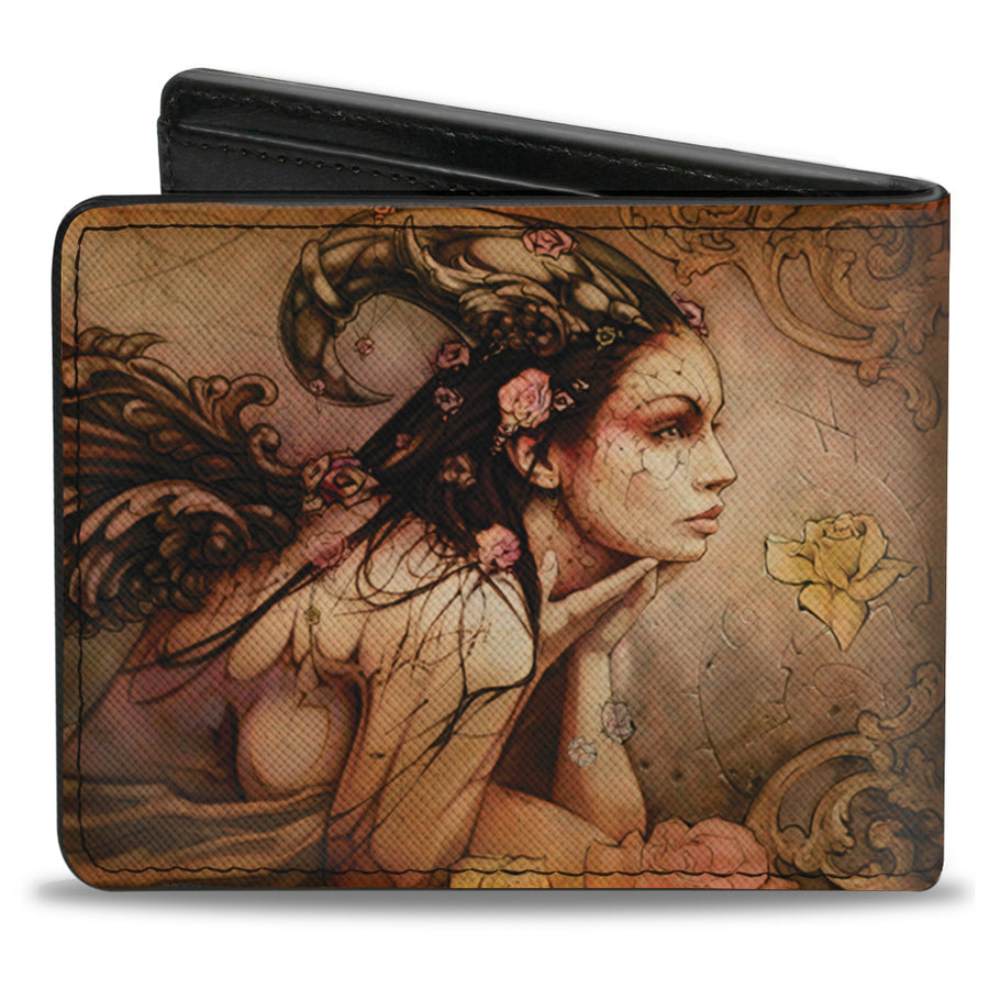 Bi-Fold Wallet - Tattoo Johnny-Bollt Fairy
