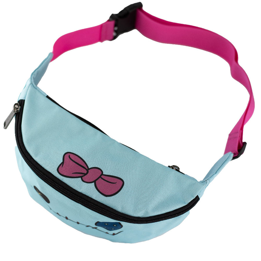 <b>Pre-Order Only </b><br>Fanny Pack - Lilo & Stitch Scrump Face