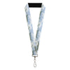 "Lanyard - 1.0"" - SEE AMERICA-GOLDEN GATE NATIONAL RECREATION AREA Foggy Landscape"