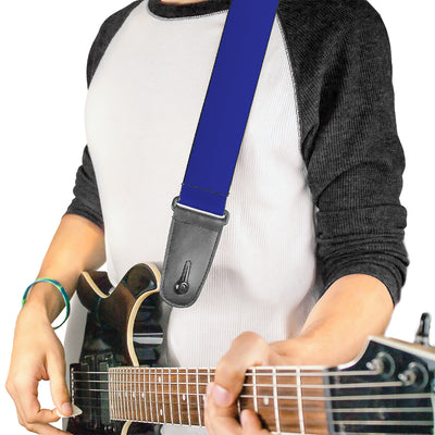 Guitar Strap - Royal
