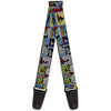 Guitar Strap - Mickey & Minnie Comic Strip