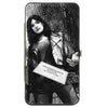 MARVEL UNIVERSE Hinged Wallet - Jessica Jones Marvel Now Variant Comic Book Cover 1 Tossing Business Card + Title Grays Black