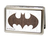 Business Card Holder - LARGE - Batman GW White