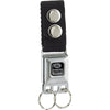 Keychain - Ford Trucks - Black