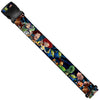 Luggage Strap - Toy Story Characters Running Denim Rays