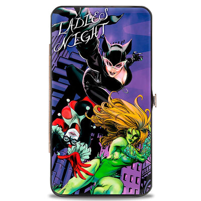 Hinged Wallet - Gotham City Sirens LADIES NIGHT Issues #19 + #11 Cover Poses