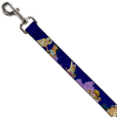 Dog Leash - Aladdin & Jasmine Magic Carpet Ride Scenes