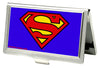 Business Card Holder - SMALL - Superman FCG Blue