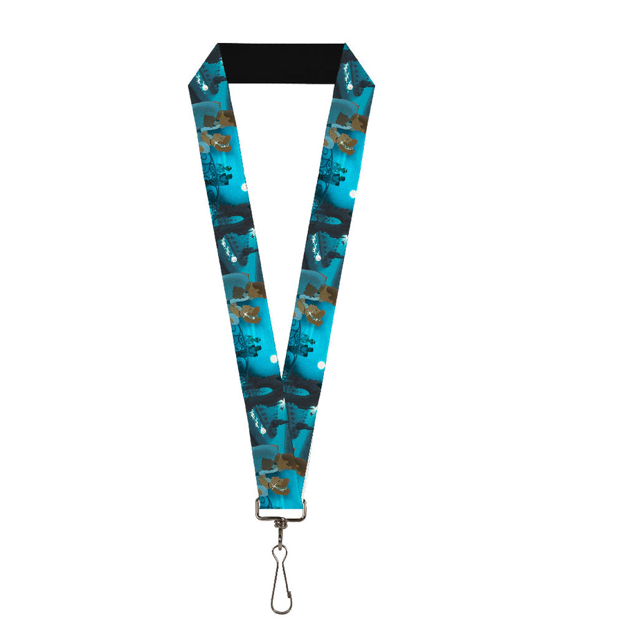 "Lanyard - 1.0"" - Cinderella Ball Night Scenes"