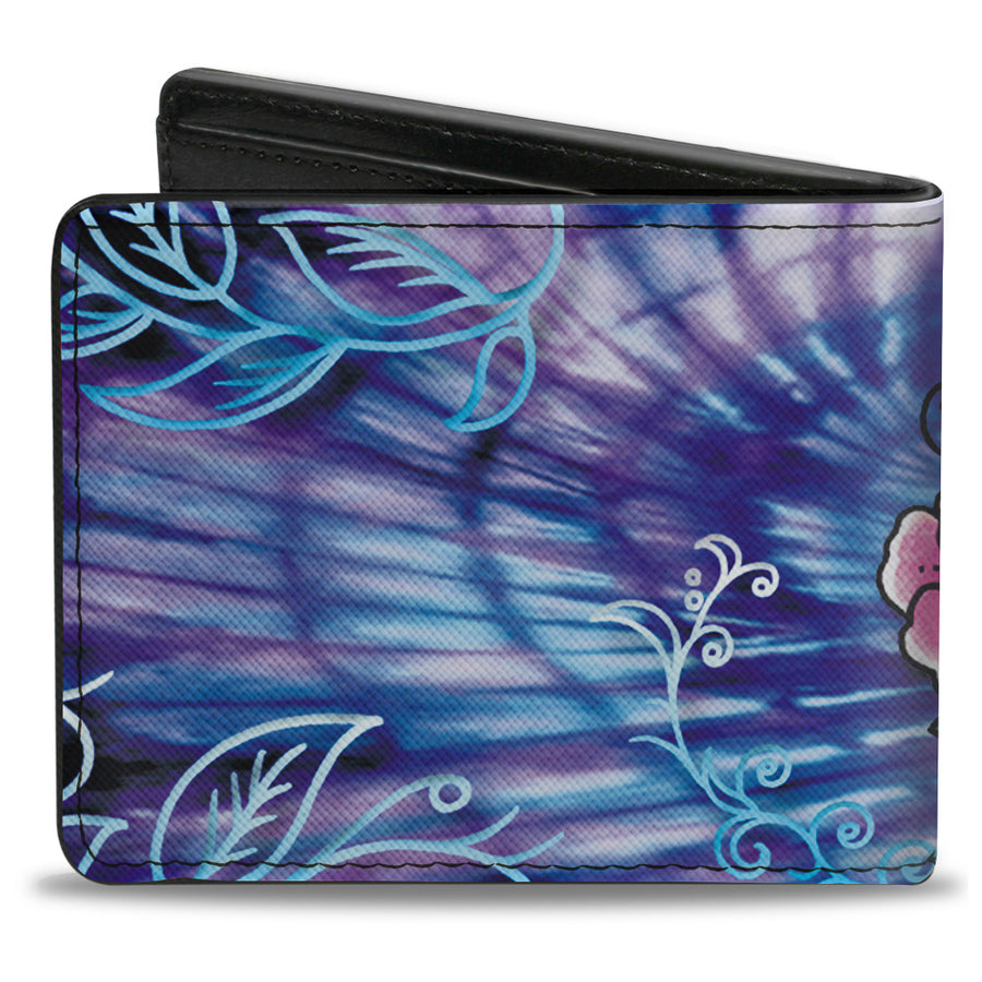 Bi-Fold Wallet - Tattoo Johnny-Hummingbird