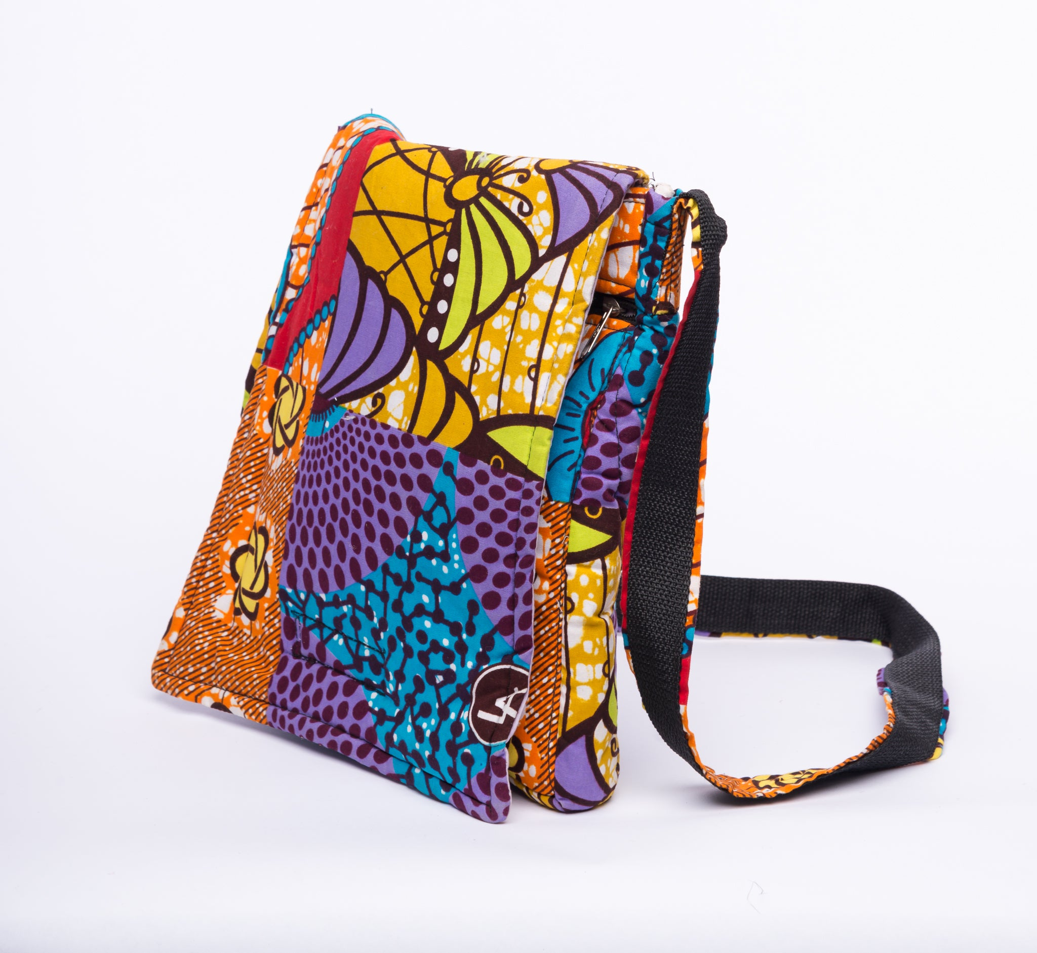 Ankara Messenger Bag