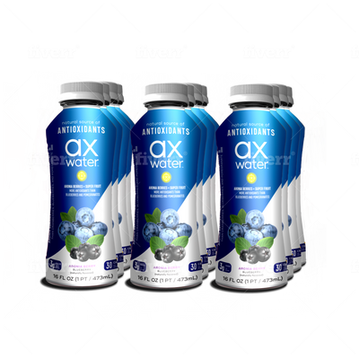 Blueberry (12-pack) - ax water