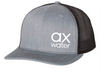 Snap Back Hat - ax water