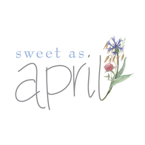 Sweet As April