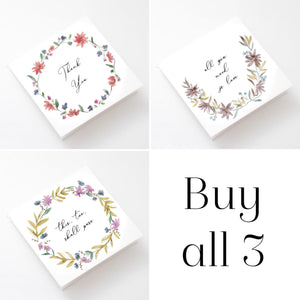 Buy all 3 Wreath Art • Clipart & Quote