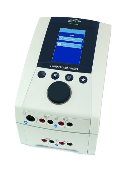 InTENSity Professional EX4 4-channel stim unit by Roscoe Medical