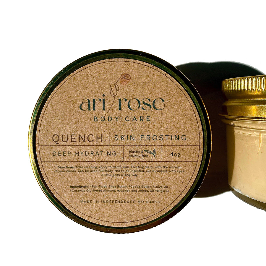 Luxurious Skin Frosting