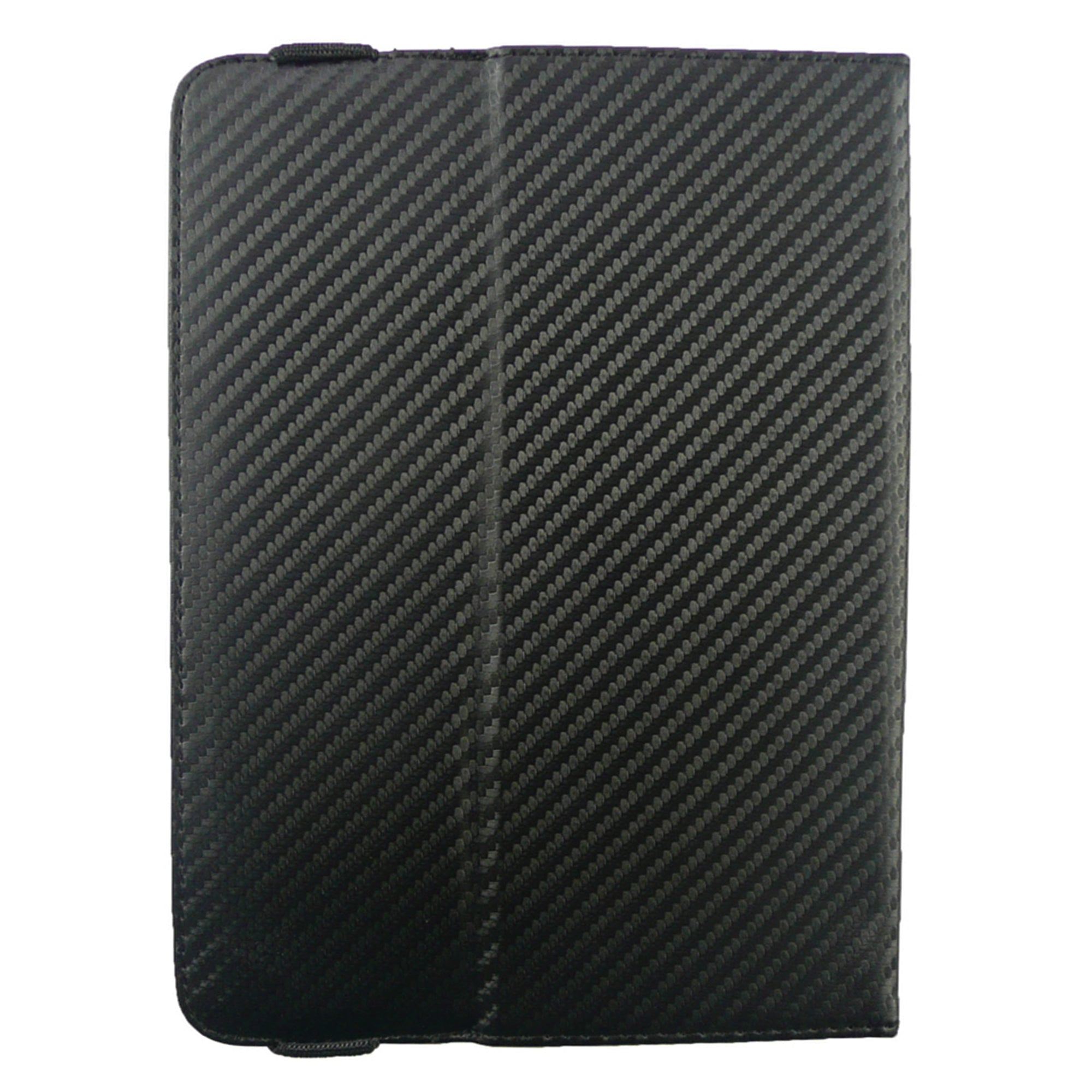 Black Carbon Universal Tablet Case