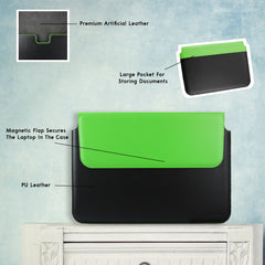 Universal Magnetic Sleeve - Black Green Two Tone