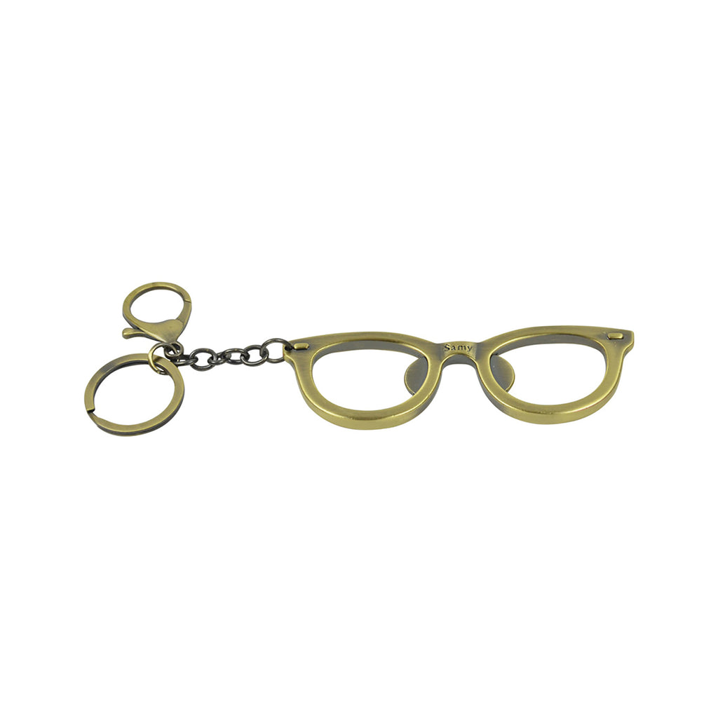 Spectacle Bottle Opener - Matte Gold