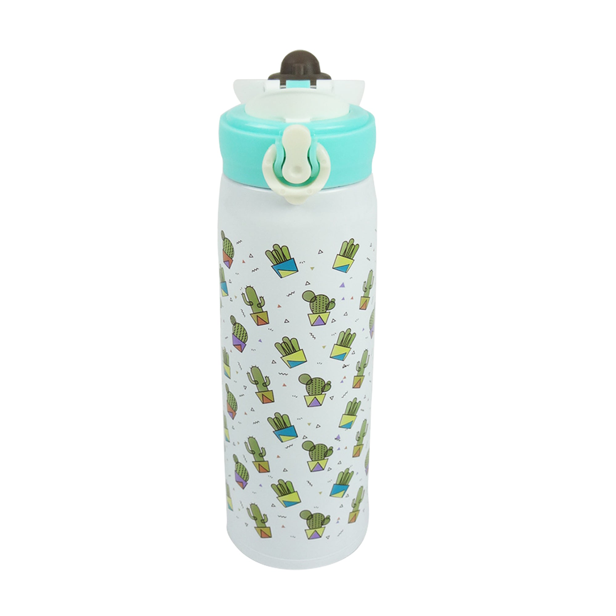 Cactus Flask - Green