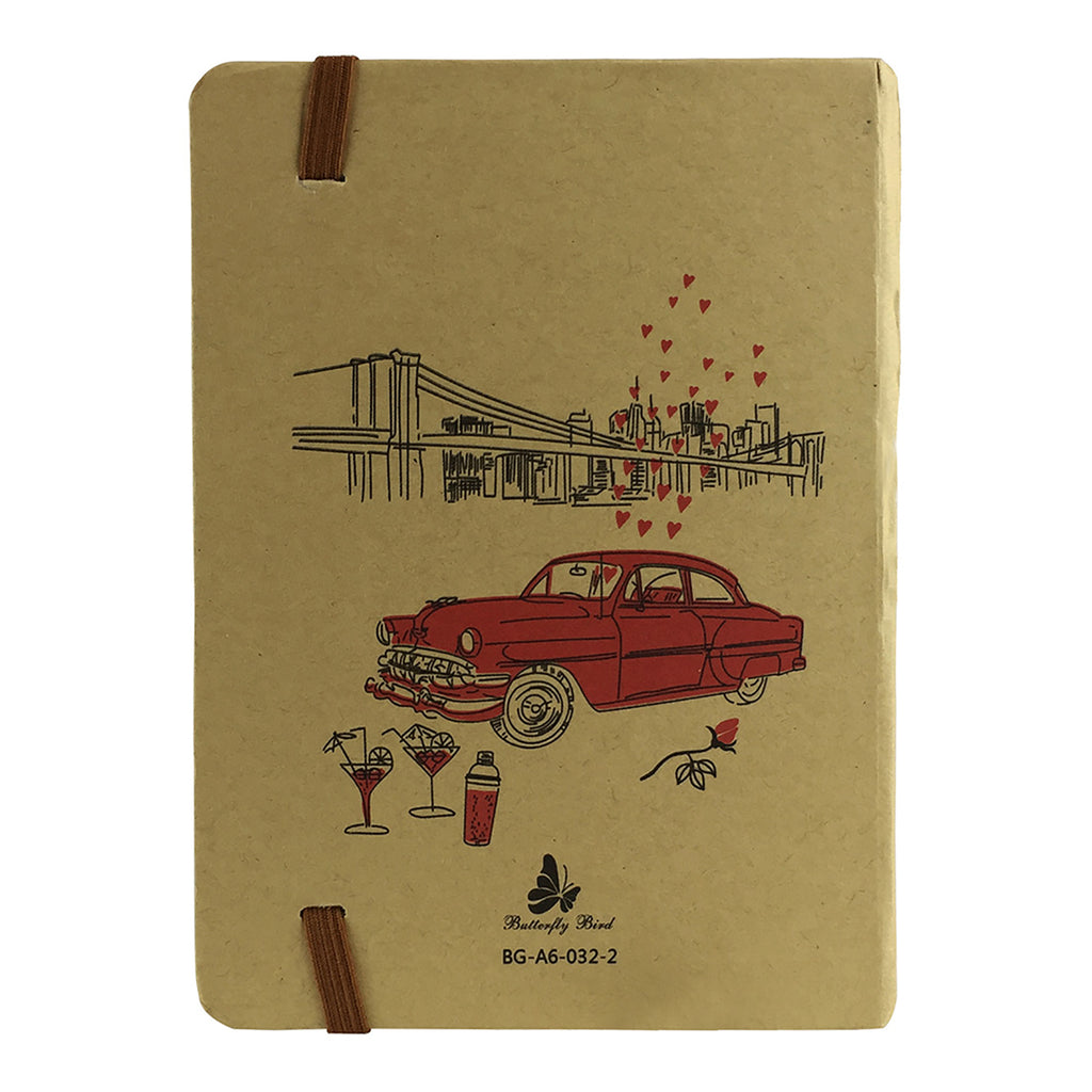 A5 Cities Diary - Car