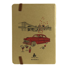 A6 Cities Diary - Car