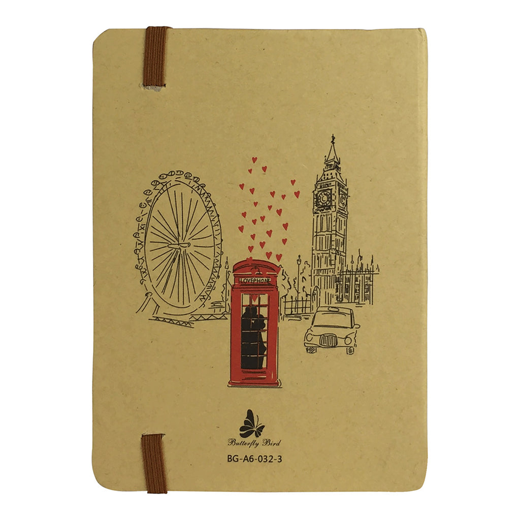 A5 Cities Diary - London