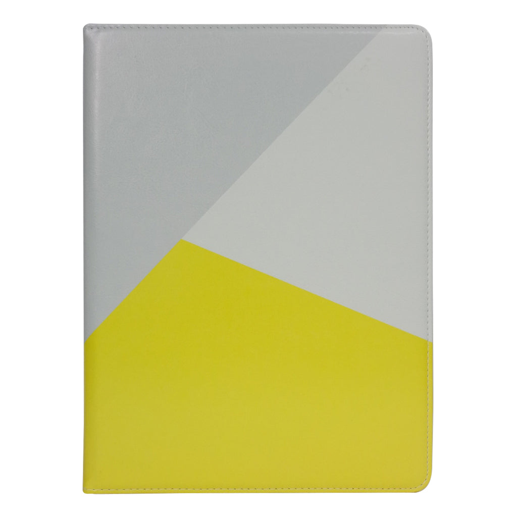 Universal Tablet Case - Grey/Yellow