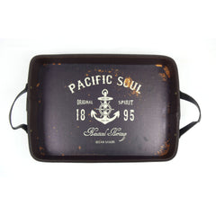 Pacific Soul Tray - Set Of 3